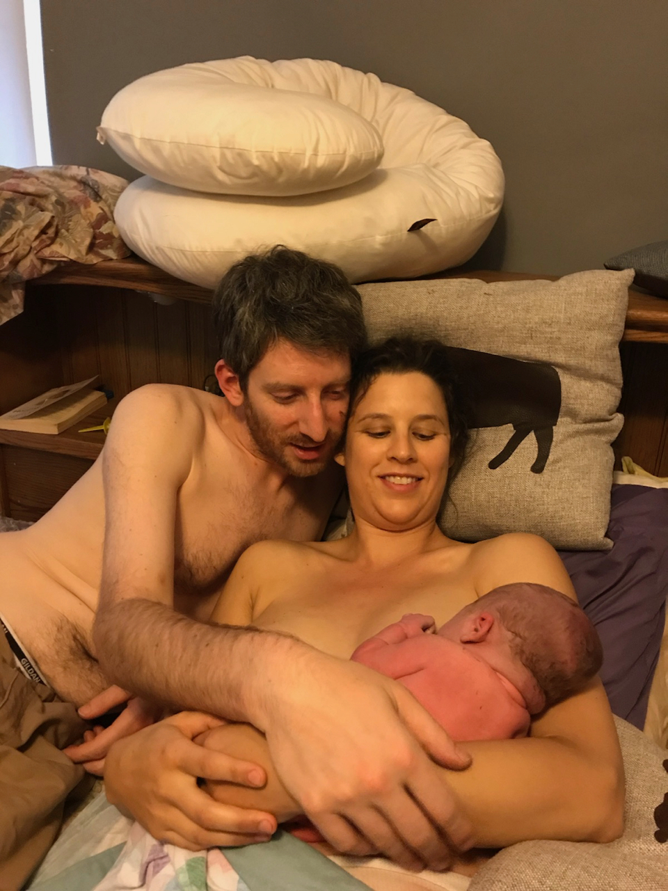 Sarah's Birth Story - MamaSpace Yoga