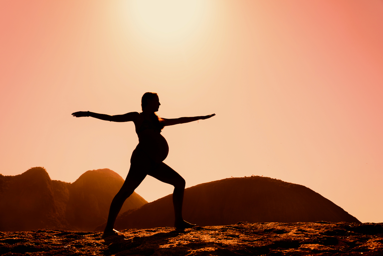 Strong Back Sequence With Tanya Woods at MamaSpace Yoga