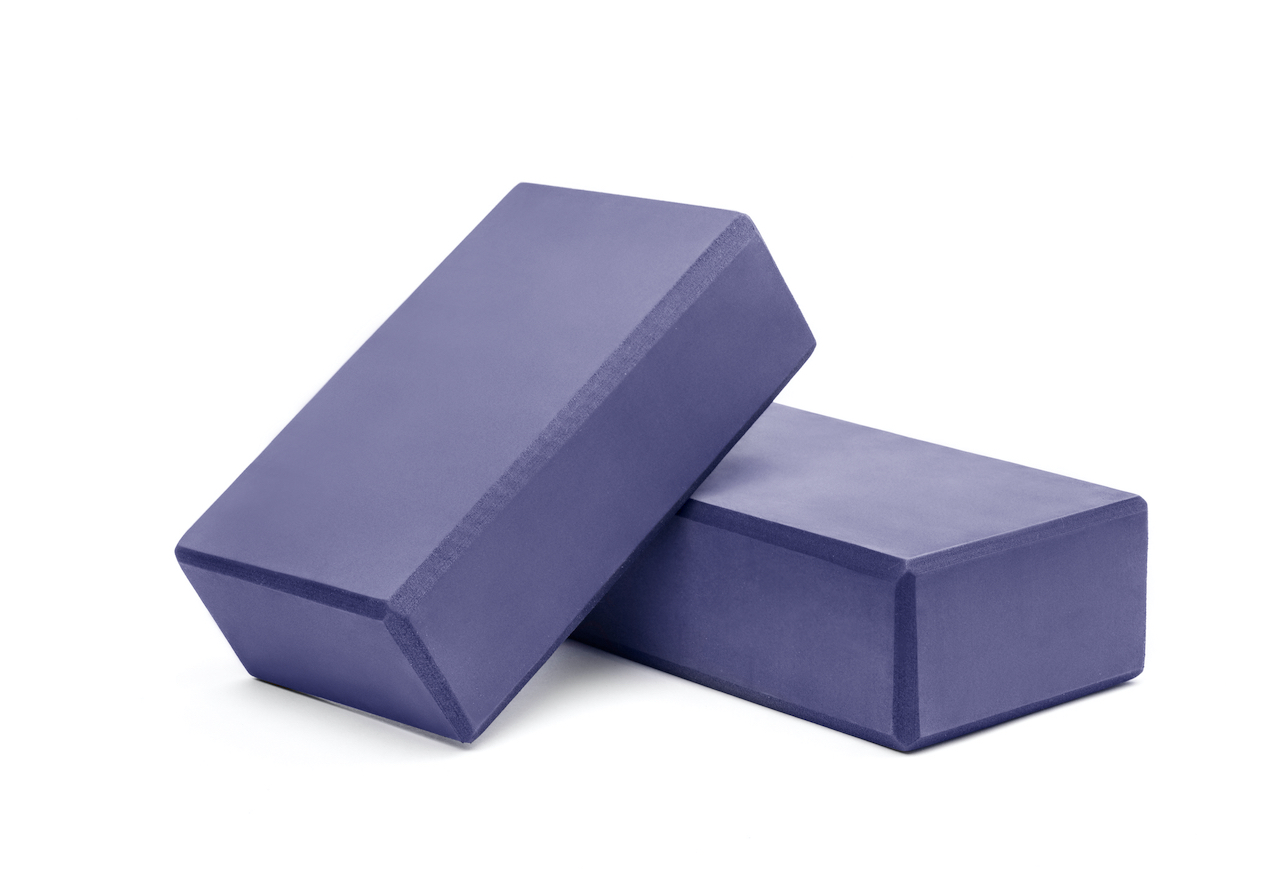 These are Great Lightweight Blocks Good For Prernatal Yoga at MamaSpace