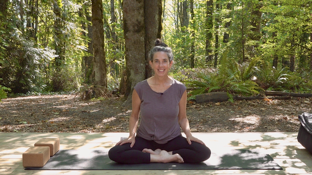 Shana Celnicker-Chong Teaches Prenatal Yoga at MamaSpace Yoga