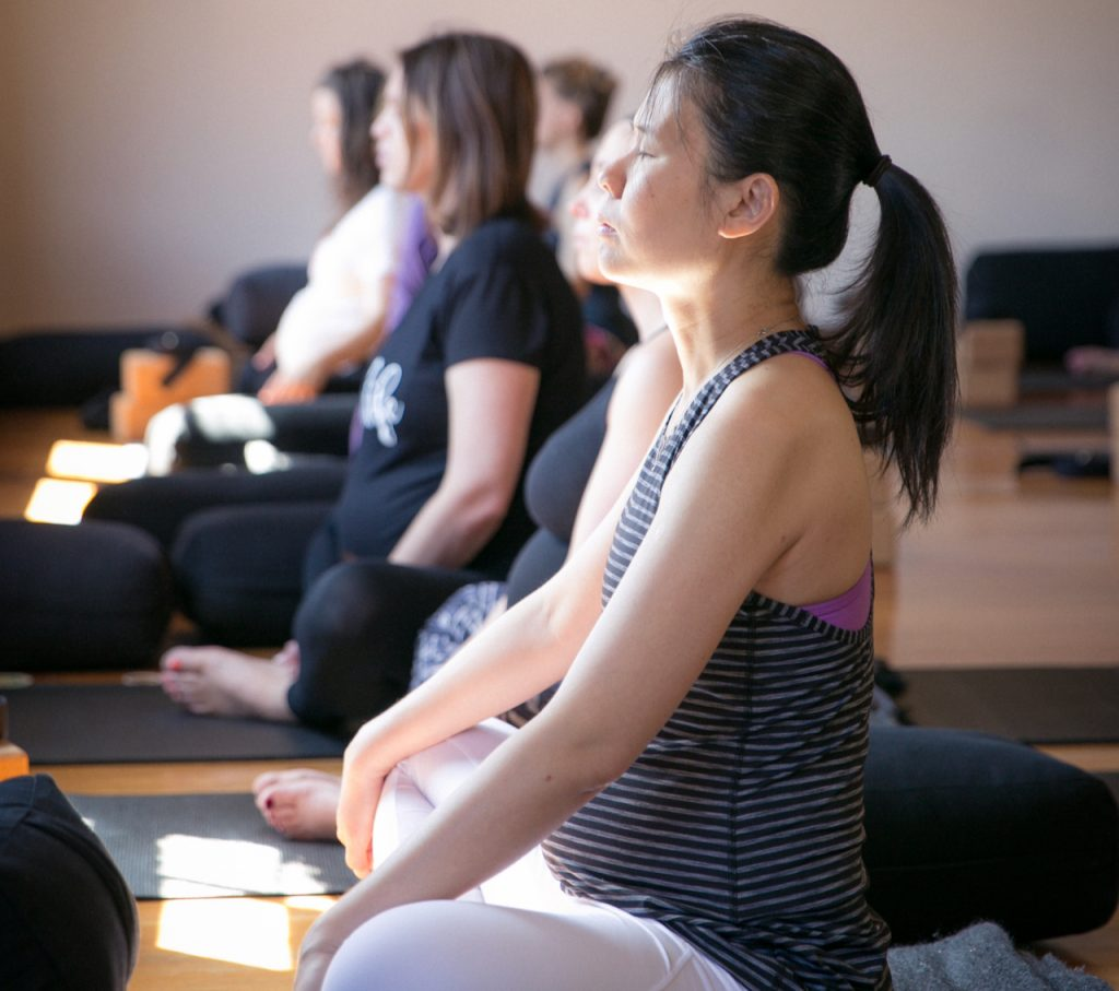 Finding Your Question by Carol Gray at MamaSpace Yoga