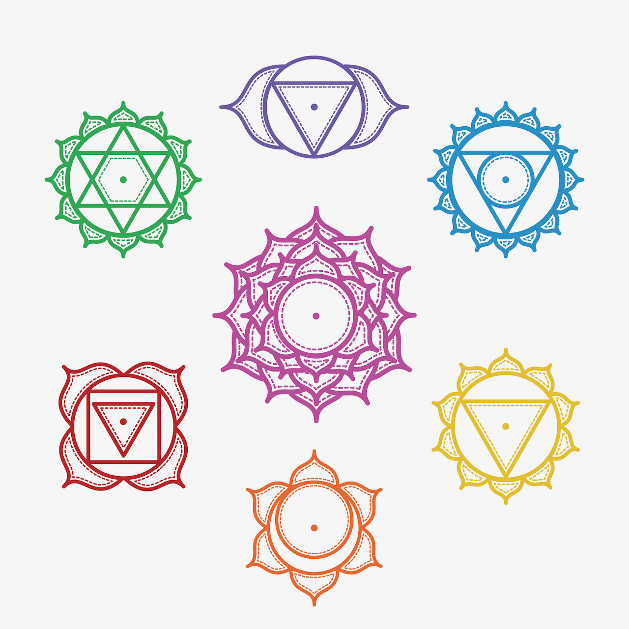 Chakra Meditation With Emily Dalsfoist at MamaSpace Yoga
