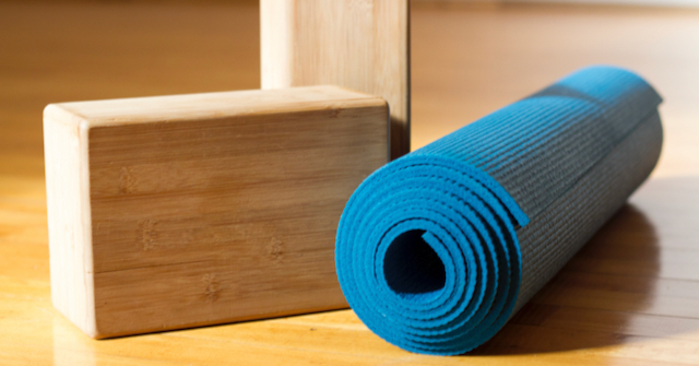 The Best Props For Prenatal Yoga Part 1 By Carol Gray at MamaSpace Yoga
