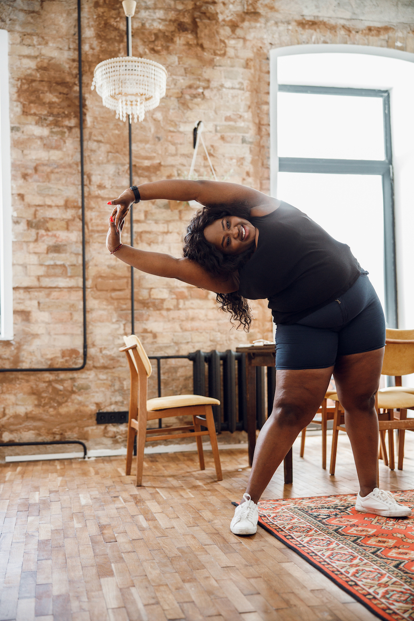 Get Moving With Amarylis Fernandez at MamaSpace Yoga