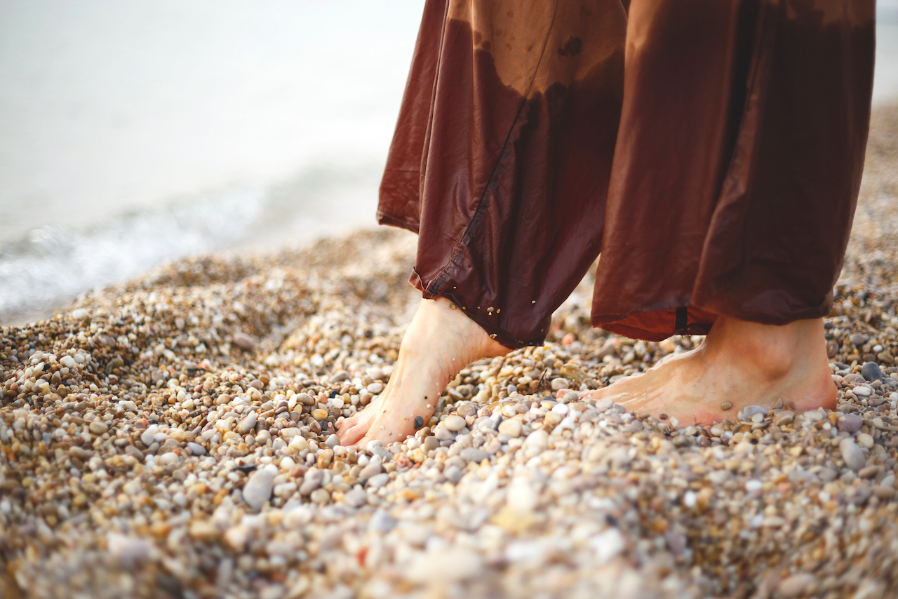 Get Grounded With Margot Strauhull at MamaSpace Yoga