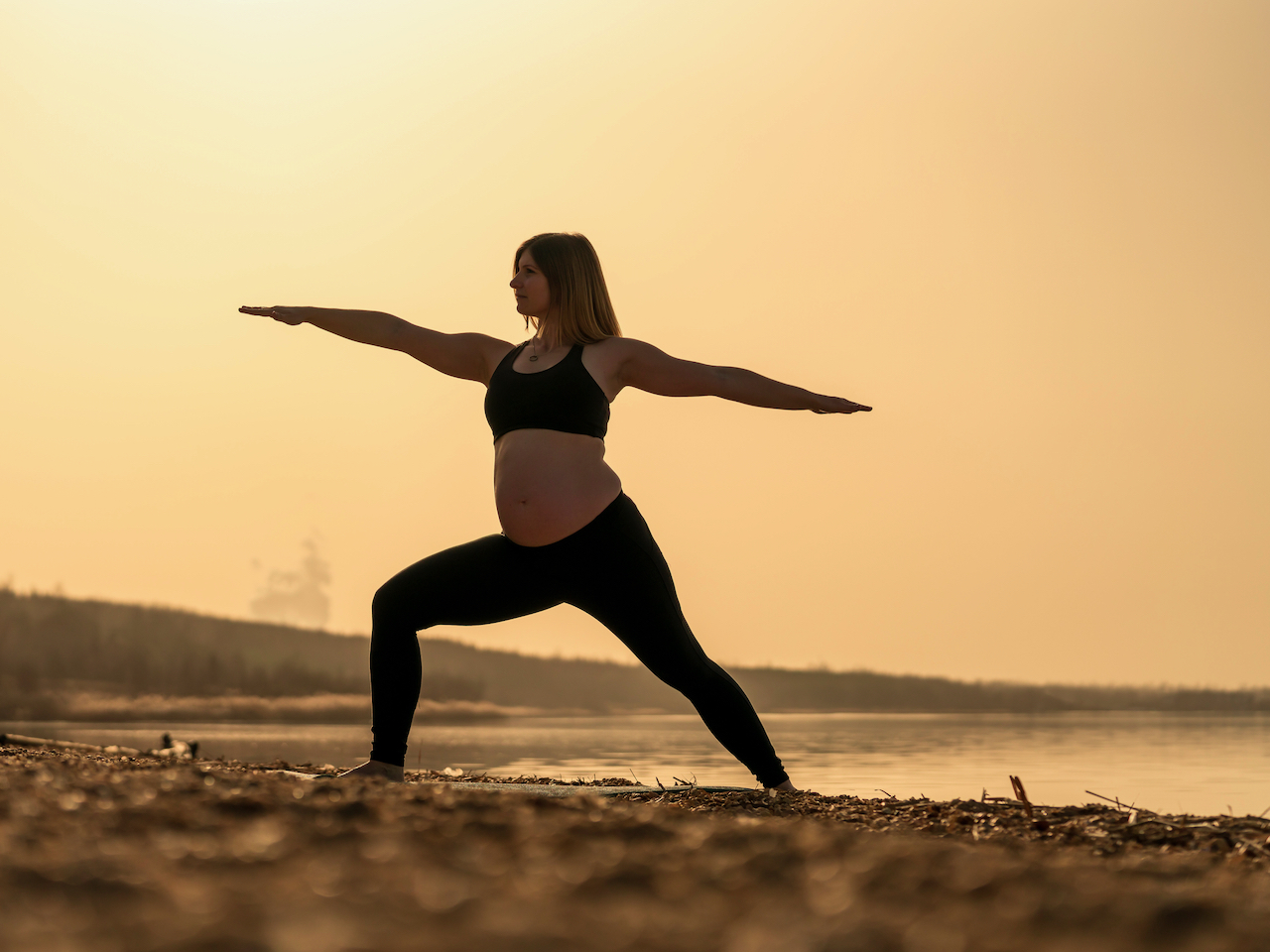 Inner Strength With Margot Strauhull at MamaSpace Yoga