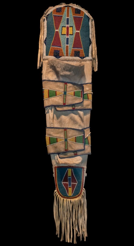 Native American Cradleboards are an Ancient Type of Swaddling by Carol Gray at MamaSpace Yoga