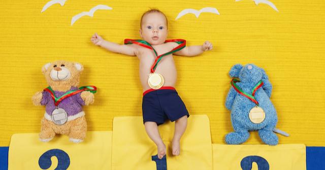 The Developmental Derby by Carol Gray at MamaSpace Yoga
