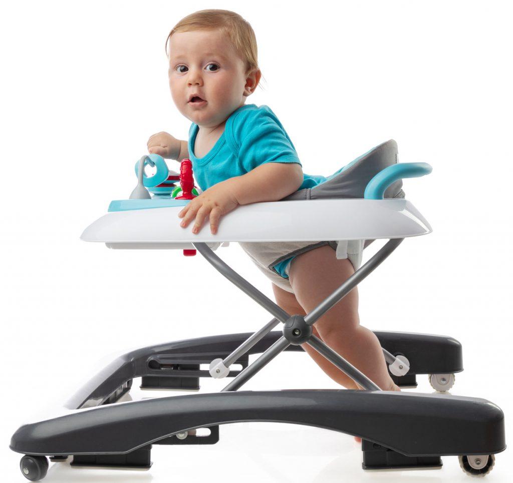 Avoid Baby Walkers by Carol Gray at MamaSpace Yoga