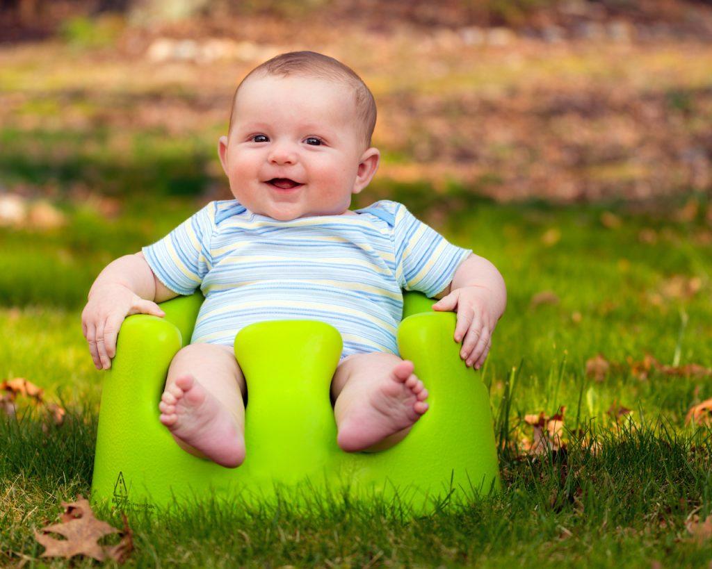 Bumbo Seats are Bad for Baby Motor Skill Development by Carol Gray at MamaSpace Yoga